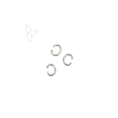 Oval ring 5mm