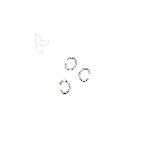 Ringe oval 5mm