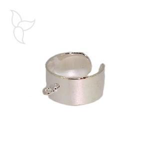 Anillo regulable con anillo