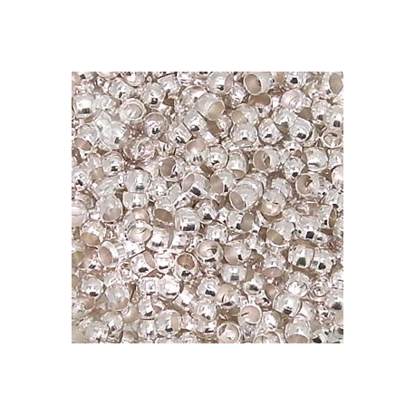 Perles a ecraser 2mm