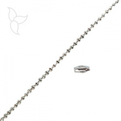 Ball chains 1.5mm