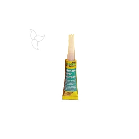 Colle type superglue polyvalente
