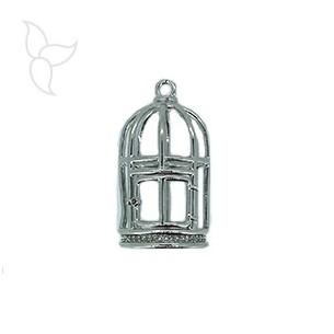 Pendentif cage