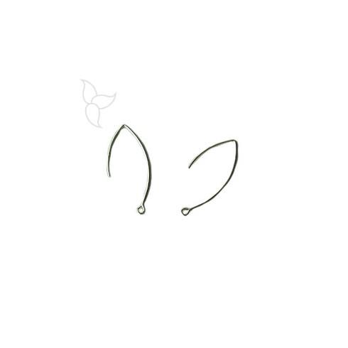 Long earwire hook