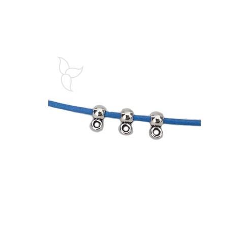 Passant anneau accrochage 2mm