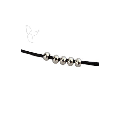 Little round beads hole 2.6mm