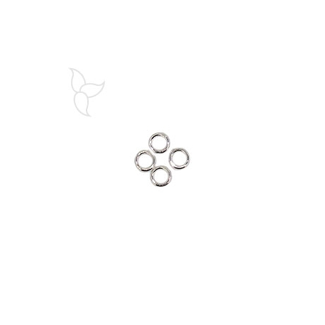 Round ring 8mm big section