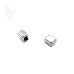 Endkappe für Flaches Leder 3 mm