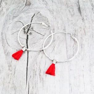 Ring for earrings 45mm