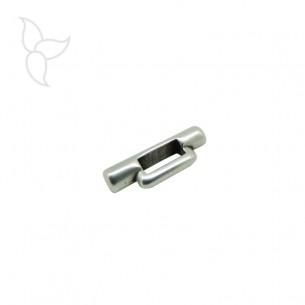 Zylinderstangendurchgang leder 3 mm