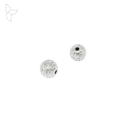 Little round beads hole 1.3 mm