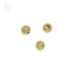 Round beads 8.5 mm hole 1.9 mm