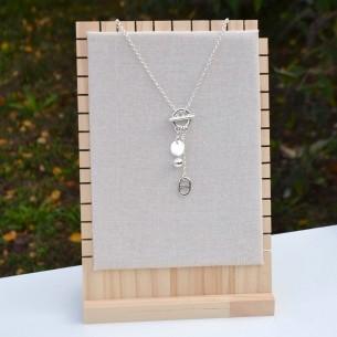 Displayständer für Halsketten und lange Halsketten
