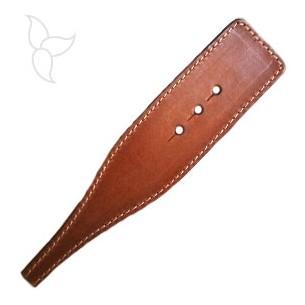Lanière bracelet marron