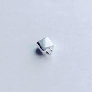 Embout pour cuir 5 mm, 2 épaisseurs