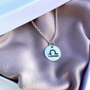 12 pendentifs signes du Zodiaque 15 mm plaqué argent 10 microns