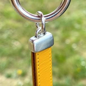 Embout brillant pour cuir 10 mm (2 épaisseurs)