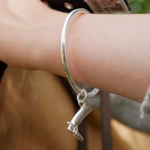 Colgante bota de caballo