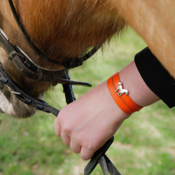 Passant cheval cuir 10mm