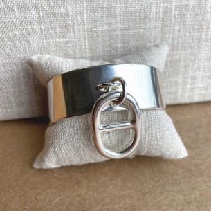 Bracelet manchette maxi